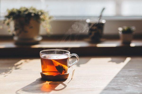 お茶する気軽さでカジュアルに利用できる女性向け性感マッサージ。紅茶の画像。