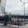 新橋駅西口広場(SL広場)